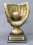 Baseball Resin Award -- RA0-170-TS Baseball Awards