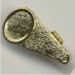 Cheer Chenille Pin -- PC0-1H01-H Chenille Pins