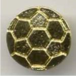 Soccer Chenille Pin -- PC0-1H00-L Chenille Pins