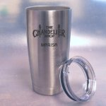 Stainless Tumbler -- LT0-3M7-A Coach Awards