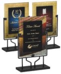Acrylic Art Award -- PL0-3X8-XS Corporate Executive Awards