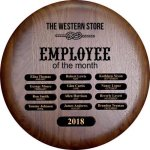 Perpetual Plaque -- KP1-5254-C Corporate Executive Awards