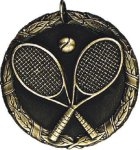 Tennis XR Medal -- XR0-1222 Engraved Medals and Dogtags