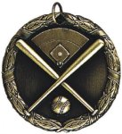 Baseball Medal -- XR0-1201 Engraved Medals and Dogtags