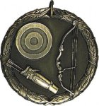 Archery Medal -- XR0-1260 Engraved Medals and Dogtags
