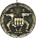 Martial Arts Medal -- XR0-1269 Engraved Medals and Dogtags