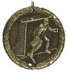 Hockey Medal -- XR0-1271-S Engraved Medals and Dogtags
