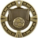 Soccer Medal -- BG0-1413 Engraved Medals and Dogtags