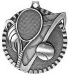 Tennis Medal -- G22-8M17-C Engraved Medals and Dogtags