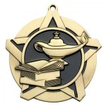 Scholastic Medal -- 430-1363 Engraved Medals and Dogtags