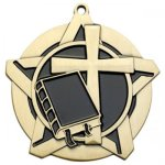 Faith SS Medal. -- 430-1214 Engraved Medals and Dogtags