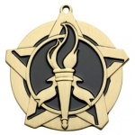 Victory SS Medal -- 430-1050 Engraved Medals and Dogtags