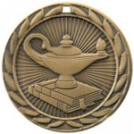 Scholastic Medal -- FE0-1250 Engraved Medals and Dogtags