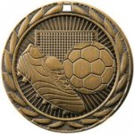 Soccer Medal. -- FE0-1213 Engraved Medals and Dogtags