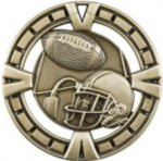 Football Medal -- BG0-1406 Football Trophies