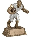 Monster Football Resin Trophy Monster Resin Trophies