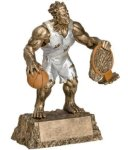 Monster Basketball Resin Trophy Monster Resin Trophies