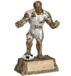 Monster Soccer Resin Trophy Monster Resin Trophies