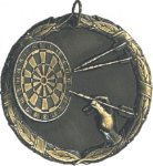 Darts XR Medal -- XR0-1288 More Sports Trophies