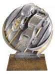 Pinewood Car Award -- MX1-3534 Resin Trophies