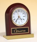 Wood Desk Clock -- BC0-4925-C Table Top Clocks