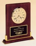 Wood Upright Clock -- BC0-4899-S Table Top Clocks
