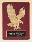 Eagle Wood Plaque -- P30-4749-S Wood Plaques